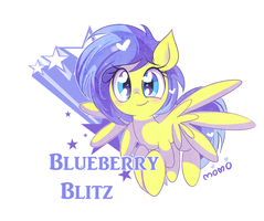 Blueberry Blitz by Fumuu
