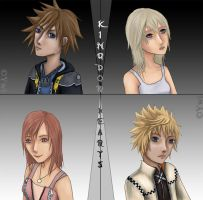 KH - Somebodies vs nobodies by Ywi