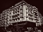 old building salonica by maryapasol
