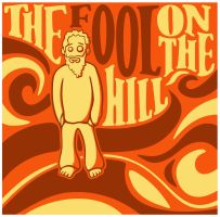 The Fool On The Hill by fontano