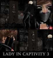 Lady in captivity 3: Dungeons by Aksanka93