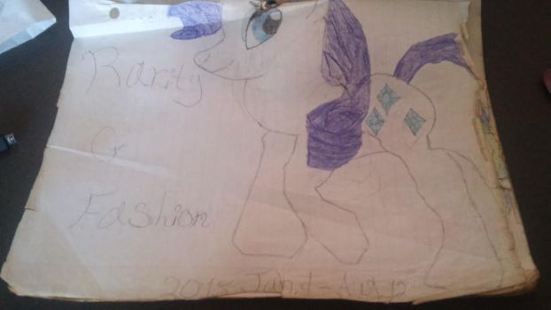 Rarity by Horselover2471226