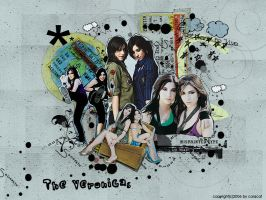 The Veronicas by caracat