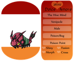 PKMNation:The Hive Mind Ref by kiananuva12