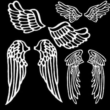 Angel Wings Brushes 3 by NoOrdinaryLove