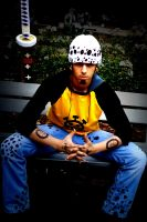 Trafalgar Law by Berry-Cosplay