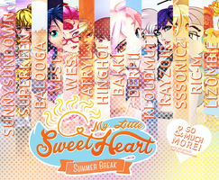 My Little Sweetheart: Summer Break by ss2sonic