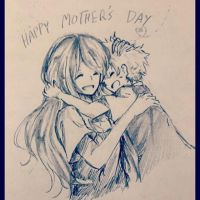 mother's day by LottiBaskerville97
