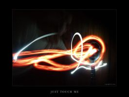 Just Touch Me by sican