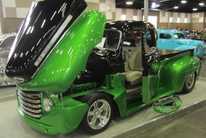 50 Ford F-1 pickup by zypherion