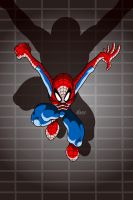 Spidey by NLark