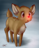 Little Rudolph by CARTproductions