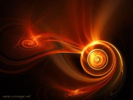 Golden Whirl by Chris2010