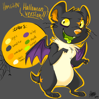 hamzie halloween ref by hamzie