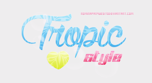 Tropic style. by Romina-panquesito