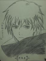 Sasori of the Red Sand by unknown3173
