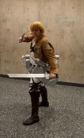 youmacon 2013 attack on titan Armin 1 by superjacqui