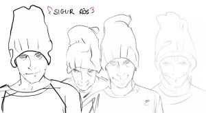 rockpoppers 11: sigur ros by boobookittyfuck