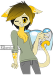 :Anthro Adopt: Christian - Sold- by EquestriaGurl77
