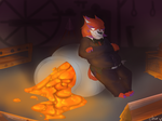 I aint cleanin that up by ChairVermin