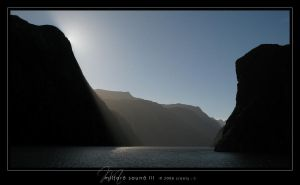 Milford Sound III by Crooty