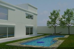 House Exterior 01 by dronzer92