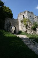 Medieval Walls - Unrestricted by Cat-in-the-Stock