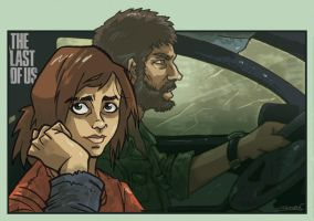 The Last Of Us by SentientSpore