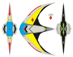Vasagon fighter scout VS89 by bagera3005