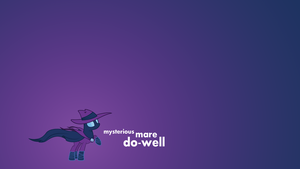 Mare Do-Well Background 1 by MisterLolrus