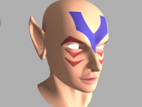 ONI Link 3D Wip 1 by DuffMan256