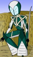 Ki-enhancer suit by Karete