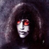 Joey Ramone by FAB-dark
