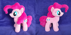 Pinky Plush by PrettyKitty