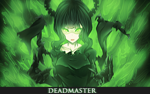 Dead Master :3 Smudge Tag by DJG4M3R