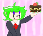 [AA] Assignment: Chocolate Cake by LaraSweetHeart