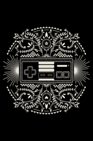 Nintendo Entertainment System by XnBlooh