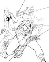 spider invasion by felle2thou