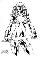 Red Sonja by Buchemi