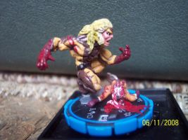 Sabretooth Gore by mach1neman