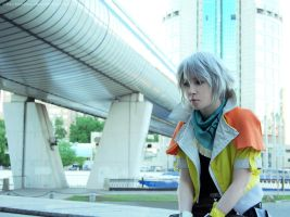 FFXIII:Waiting by DarkMousyR