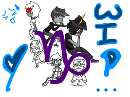 Gamzee's life (WIP) by Mylithia
