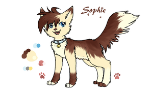 Sophie Reference 2014 by Purrlstar