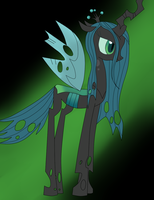 Queen Chrysalis by TamaTendo