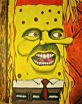Spongebob PsychoPants by Chieftx