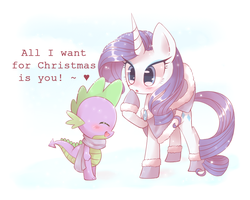 Comision: Christmas Wish by Riouku