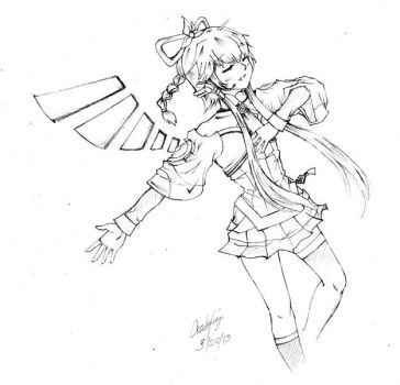 Luo Tianyi by 0angelatine0