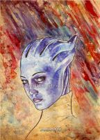 Asari by GoldBeer
