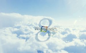 Windows 8 by andreascy