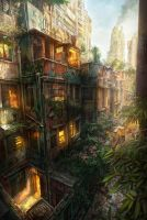 Urban Jungle by JonasDeRo